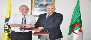 Naftal et SSPA MCO signent un protocole d'accord