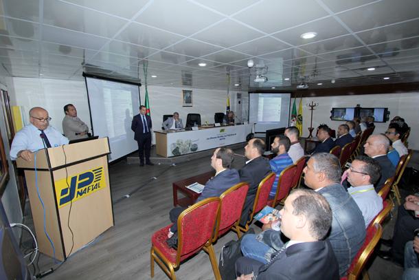 Naftal organise une journée technique sur le Bitume Modifié aux Polymères (BMP)