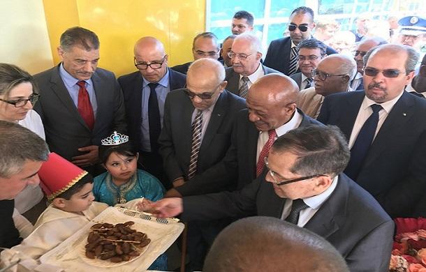 Le ministre de l'Energie inspecte et inaugure des infrastructures de Naftal à Alger