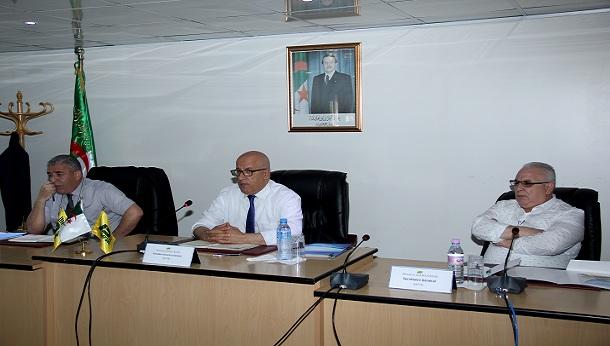 Un workshop sur les activités Lubrifiants et Pneumatiques