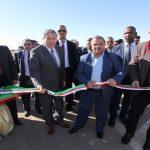 Le président Directeur Général en  visite de travail et d'inspection dans la wilaya de Béchar