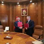 Déplacement délégation NAFTAL en TUNISIE