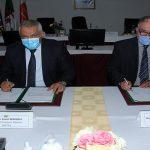 Signature d'une convention cadre entre Naftal et POVAL EPE