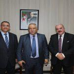 Monsieur Kamel BENFRIHA installé dans ses nouvelles fonctions de Président Directeur Général de NAFTAL