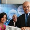 Les meilleurs élèves du CEM « DES FILLES » Chéraga honorés par NAFTAL