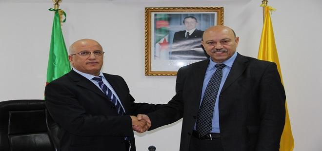 Monsieur Hocine RIZOU, nouveau Président Directeur Général de Naftal
