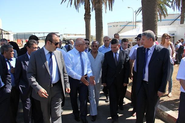 Pari réussi pour le maintien du dépôt carburant au Caroubier : Un ambitieux programme de développement de 200 milliards de dinars