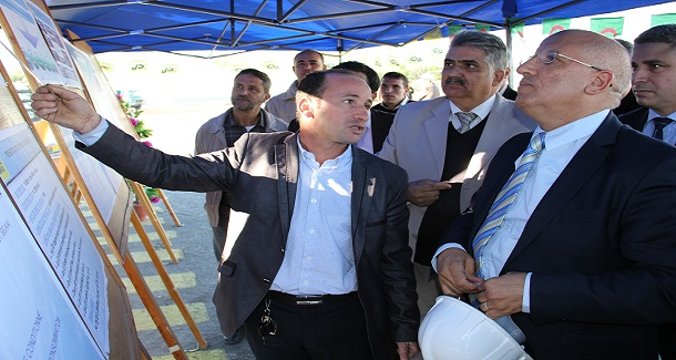 Le Président Directeur Général en visite de travail à Jijel et Bejaïa