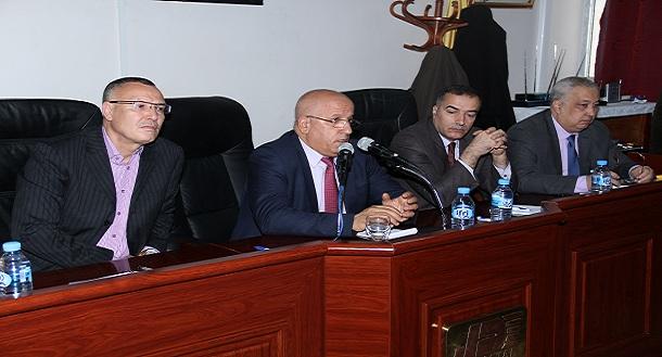 Conférences régionales portant explications et vulgarisation du projet de développement et de modernisation à l'horizon 2030.