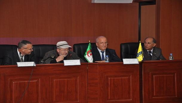 Naftal clôture son quatrième regroupement du centre en présence du Secrétaire Général de l'UGTA, Monsieur Abdelmadjid SIDI SAID