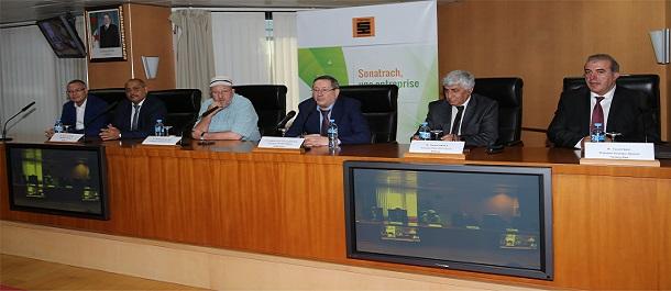 Discours de Monsieur Rachid Nadil prononcé lors de son installation officielle par le Président du Groupe Sonatrach