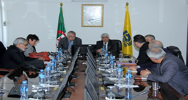 Examen des opportunités de partenariat entre NAFTAL et LUCOBIT dans les bitumes modifiés.