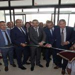 Le Ministre de l'Energie Mohamed ARKAB, inaugure le Siège du District Commercialisation de la Wilaya de Chlef